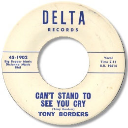 Tony Borders Soft Wind Soft Voice Pass The Word