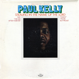 PAUL KELLY : Sir Shambling's Deep Soul Heaven